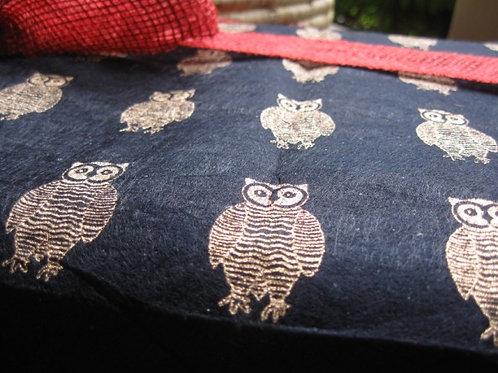 Handmade paper Owl Design