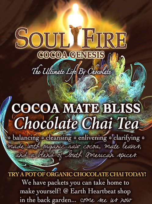 Soul Fire Cocoa Mate Bliss Tea 125g