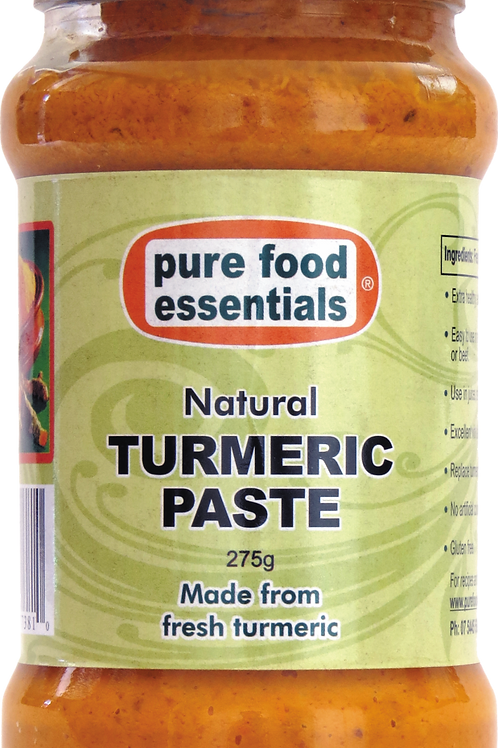 Tumeric Paste - certified organic