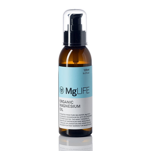 Organic Magnesium Oil – 125ml