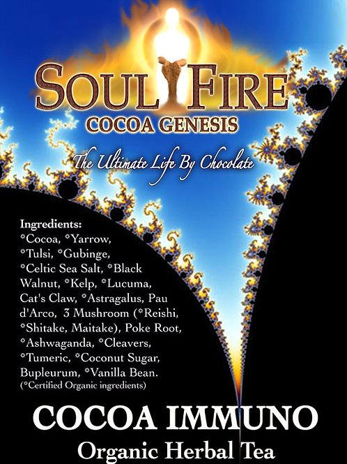 Soul Fire Cocoa Immuno Tea 125g