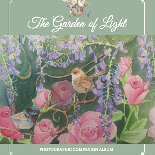 The Garden of Light – Companion Album (2nd edition) pre-purchase