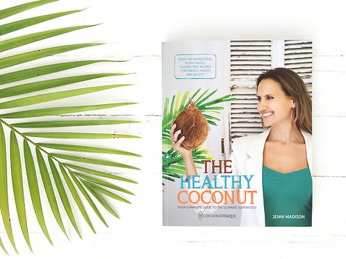 The Healthy Coconut- Jenni Madison