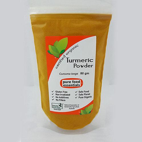 Tumeric Powder - certified organic