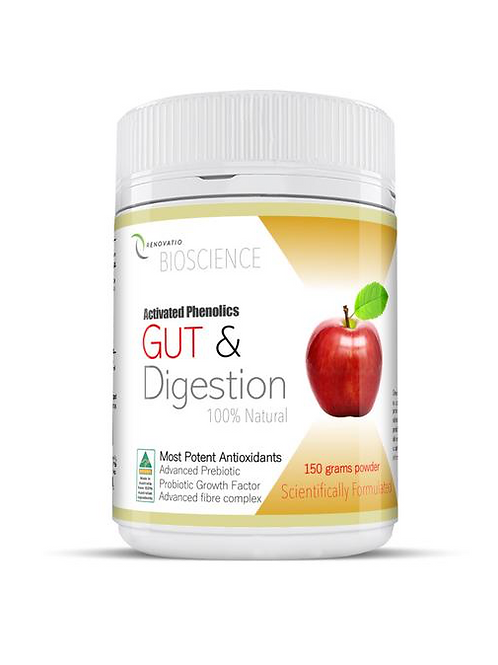 Gut and Digestion with Advanced Prebiotic