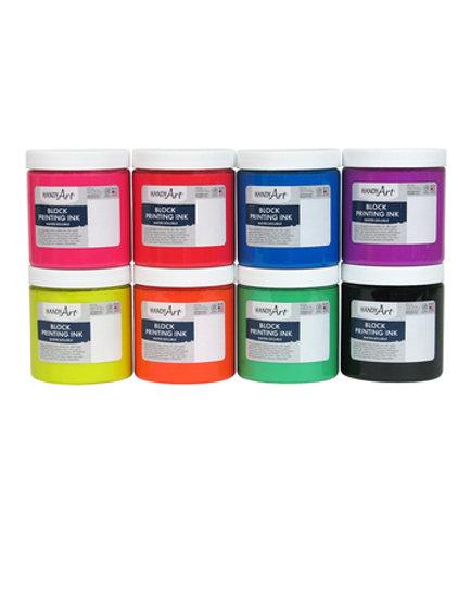 Block Ink - water soluble 237ml