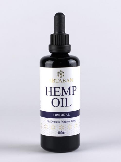 Artaban Hemp Oil –  Original 30ml
