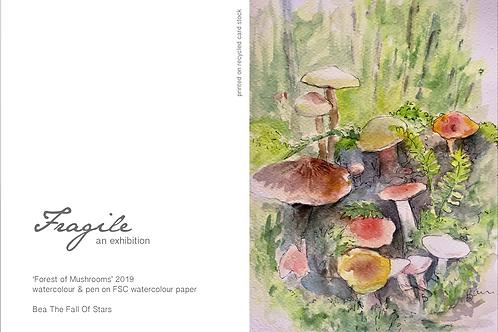 Gift Card - Mushroom Kingdom