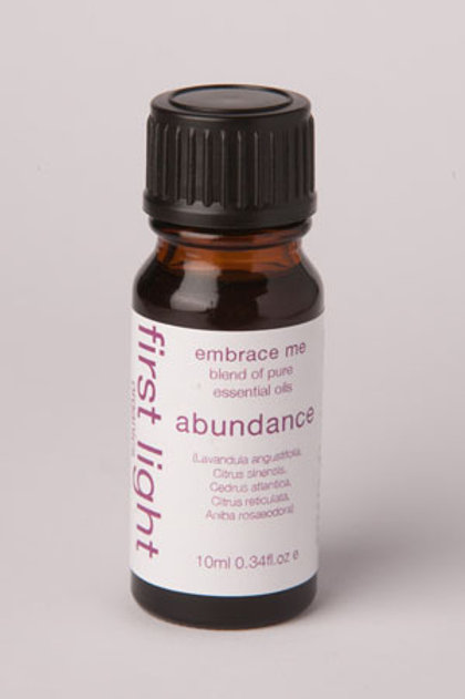 Abundance - certified organic essential oil blend