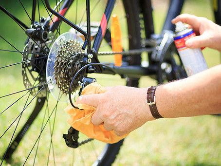 5 Top Tips: Staying Safe Whilst Cycling in the Winter