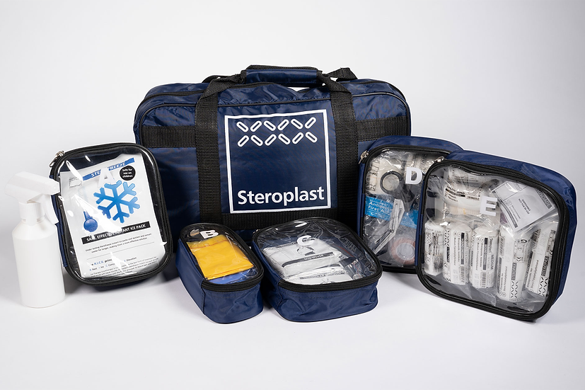 Sports Medical First Aid Kit