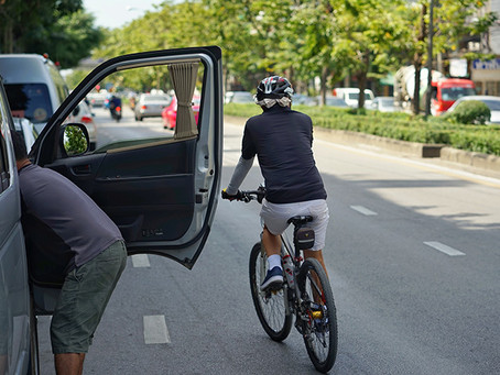 We Answer The 12 Most Frequently Asked Bike Safety Questions