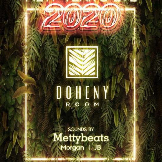 New Years @ The Doheny Room