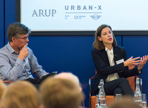 London Tech Week discussion: 'The Future of Venturing in the Built Environment'
