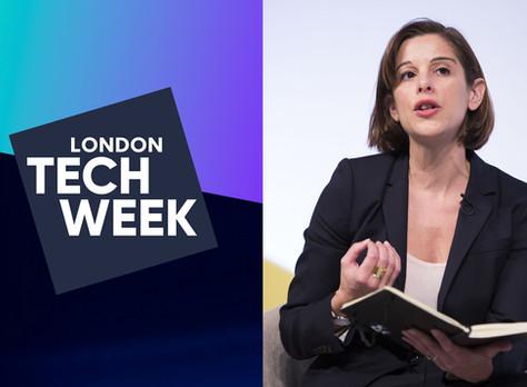 London Tech Week: Elspeth Finch on scaling start-ups