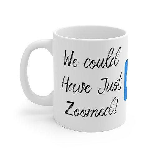 Zoom Mug, Online Meeting  Teacher Mug 11oz