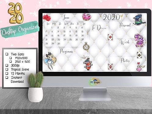 Alice Desktop Organiser