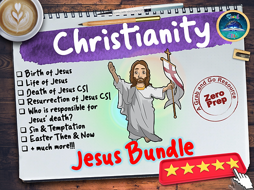 Easter & Jesus