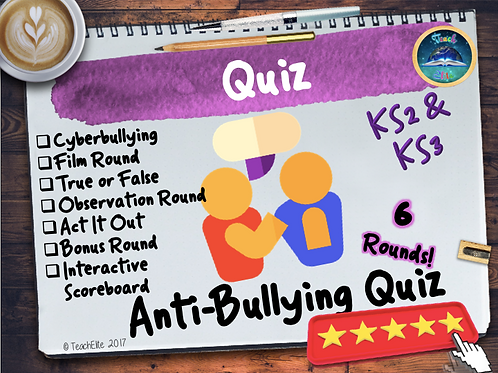 Anti-Bullying Quiz