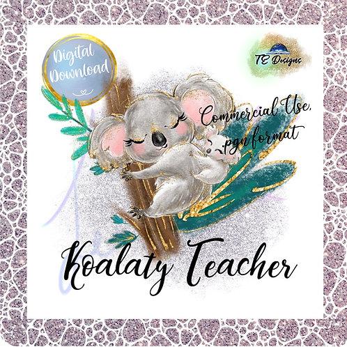Koality Teacher.pgn clipart for commercial use