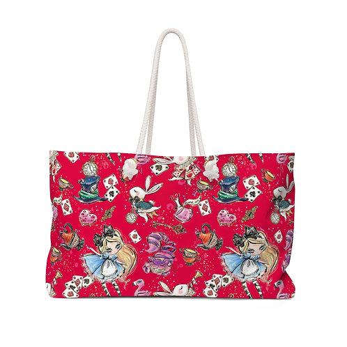 Alice in Wonderland Teacher Bag
