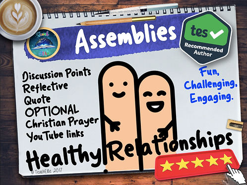 Healthy Relationships Assembly