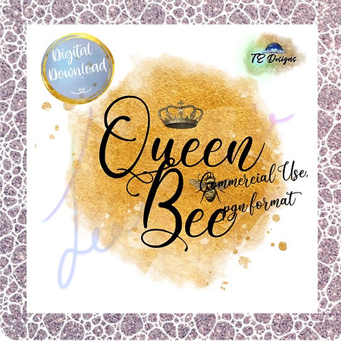 Queen Bee pgn clipart for commercial use