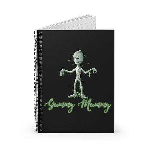 Yummy Mummy   Mother's Day   Mum Notebook   Spiral Notebook - Ruled Line