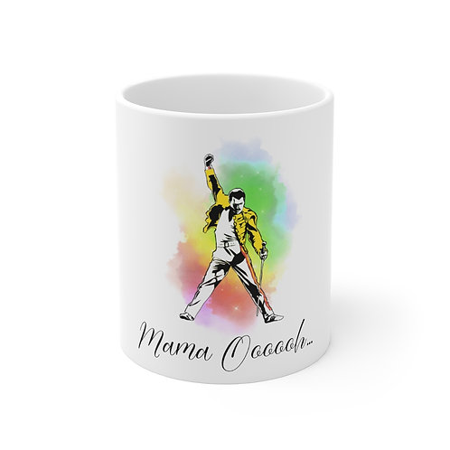Mama Ohhh | Queen Mama Mug | Mother's Day gift | Mother Mug | Mug 11oz