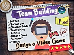 Design a Video Game Lesson