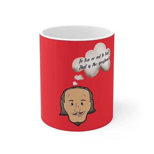 Shakespeare Mug 11oz