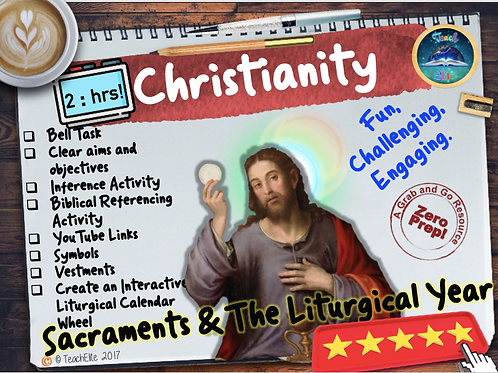Sacraments & Liturgical Year