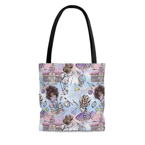 Back to School, Teacher Bag AOP Tote Bag