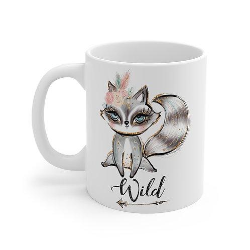 Boho Wild Spirit 11oz Mug, Bohemian  End of Year Gift