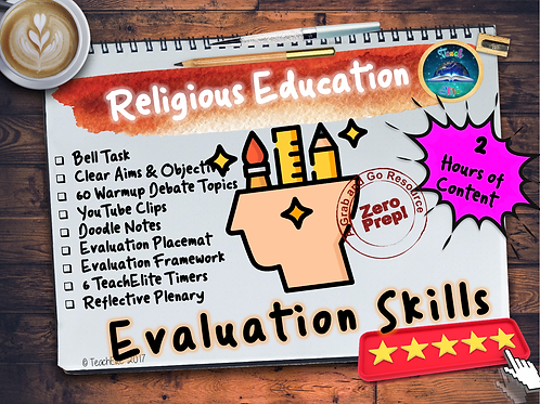 RE Evaluation Skills