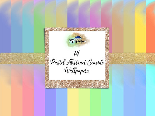 Abstract Seaside Wallpapers Vol 1