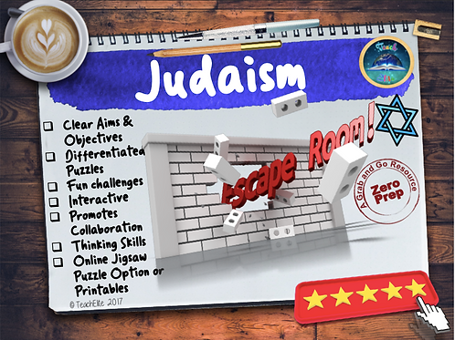 Judaism Escape Room