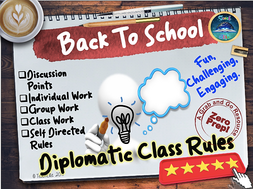 Pupil Led Classroom Rules
