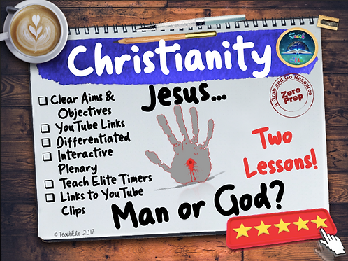 Jesus: Man or God