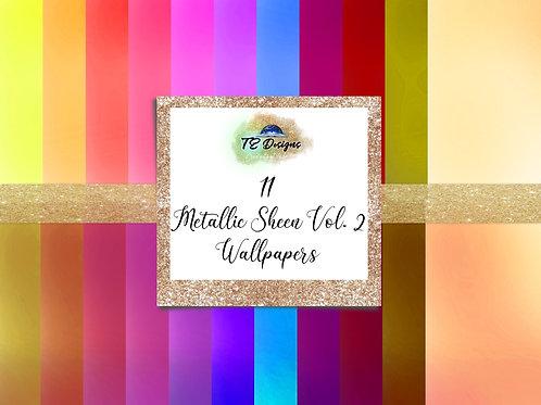 Metallic Sheen WallpapersVol 2