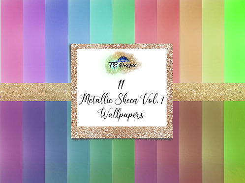 Metallic Sheen WallpapersVol1