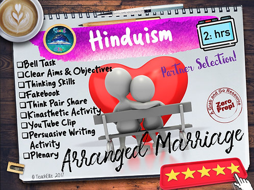 Arranged marriages Hinduism