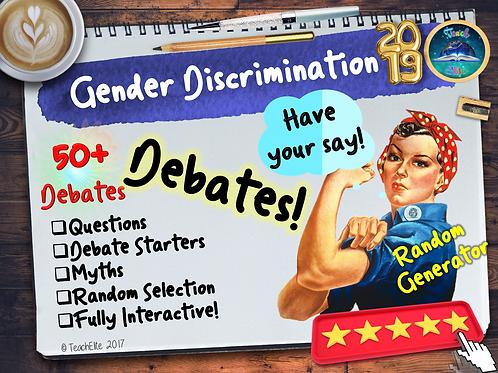 Gender Discrimination Debates