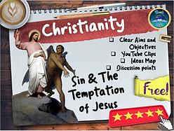 Sin & Temptation Easter