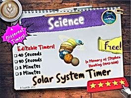 Solar System Timer