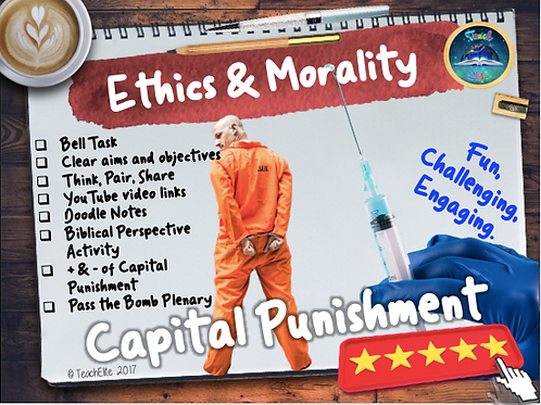 Capital Punishment: The Death Penalty