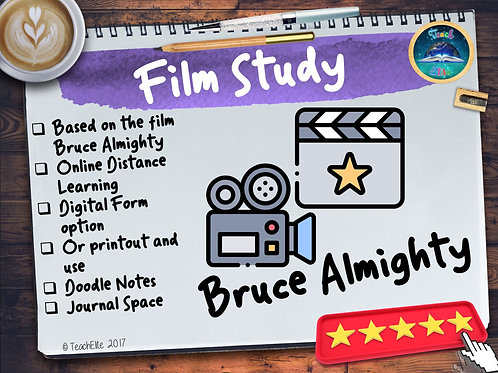 Digital Learning Bruce Almighty Film Study