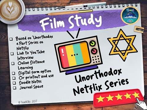 Unorthodox Series Film Study