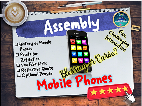 Mobile Phone Assembly
