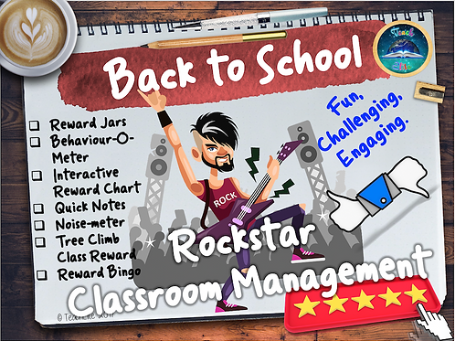 Rockstar Behaviour Classroom Managment